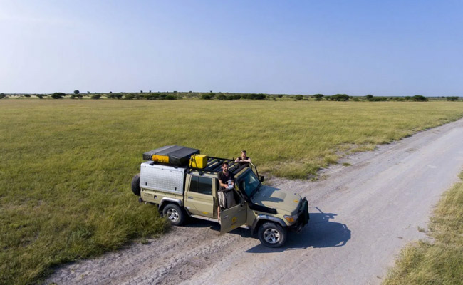 11 Days Namibia Self Drive Safari