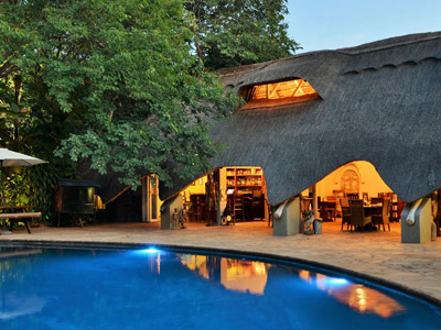 3 Days Bayete Lodge Victoria Falls