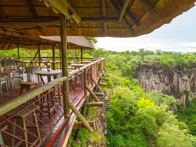 3 Days Victoria Falls Hotel And Lodge