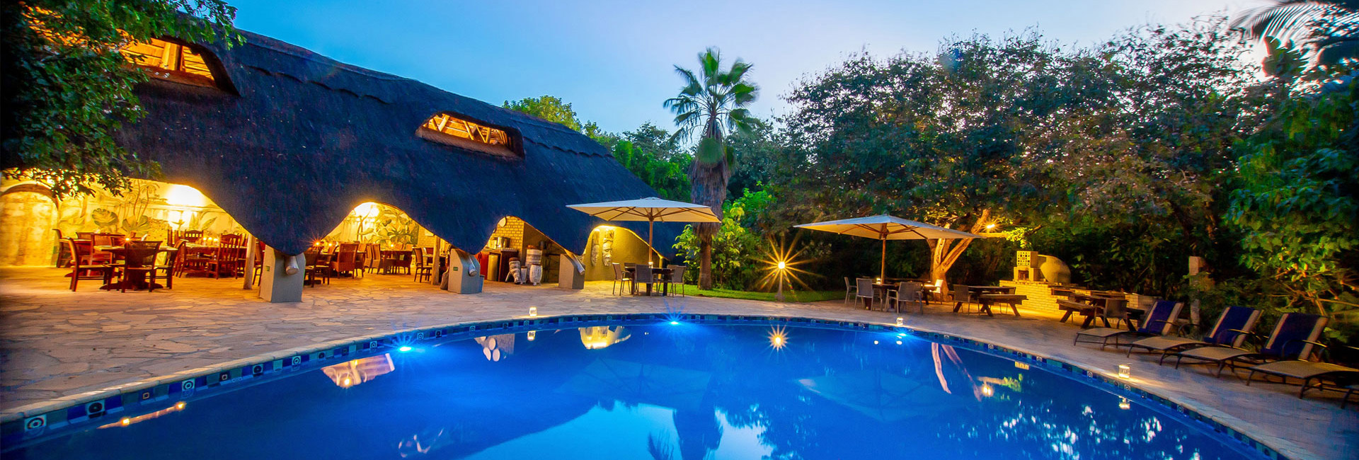 Bayete Lodge Victoria Falls