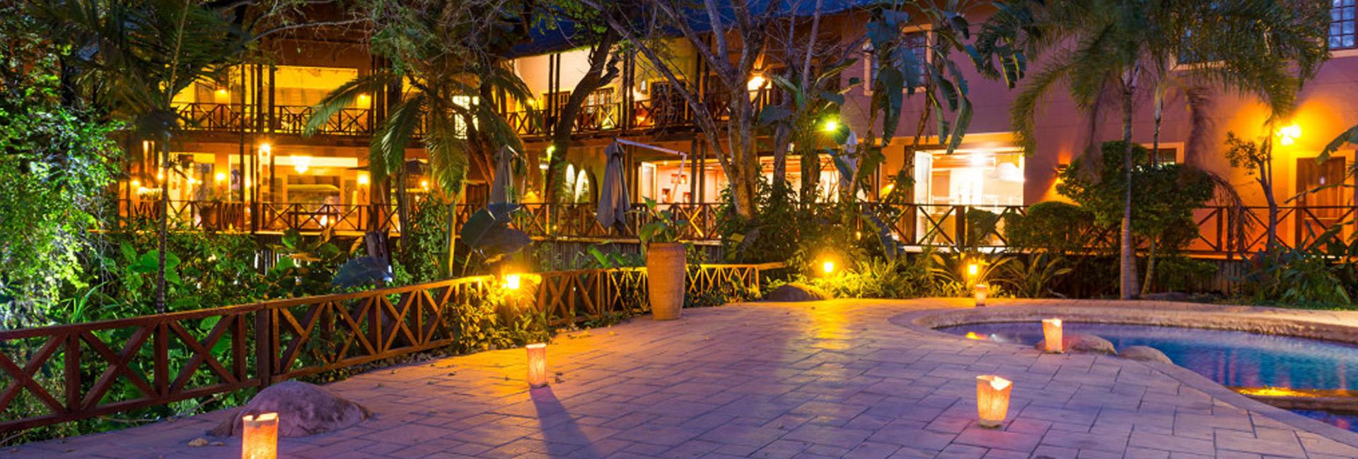 3 Days Chobe Marina Lodge