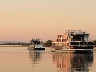 3 Days Full Inclusive Lake Kariba House Boats