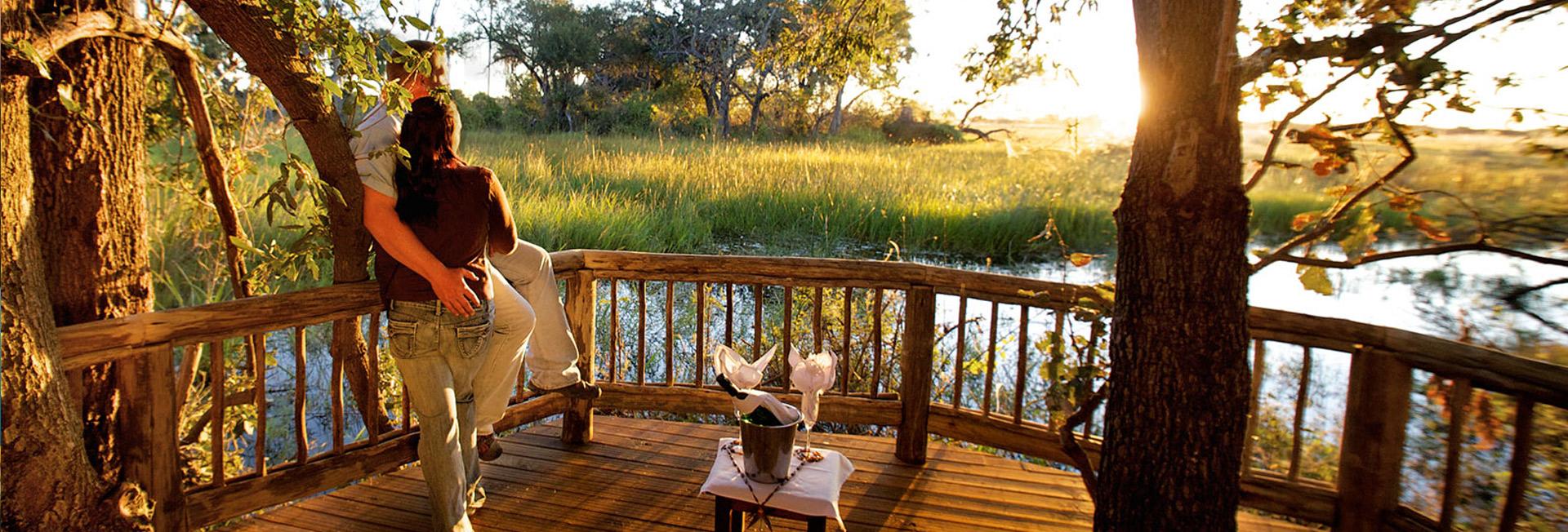 Botswana Romantic safari
