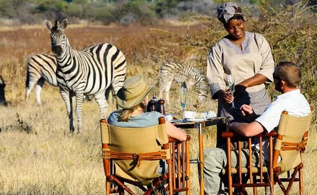 7 Days Zimbabwe Honeymoon Safari
