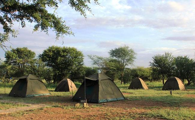 9 Days Victoria Falls to Okavango Delta Camping Safari