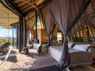 Accommodated Luxury Safari Vicfalls and Chobe