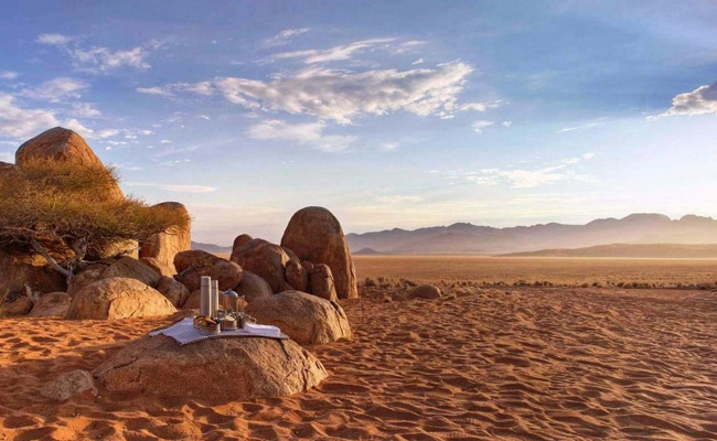 10 Days Namibia Desert Safari