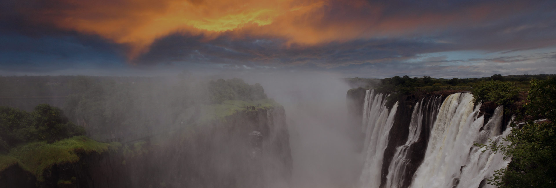 Victoria Falls Full Moon Tour