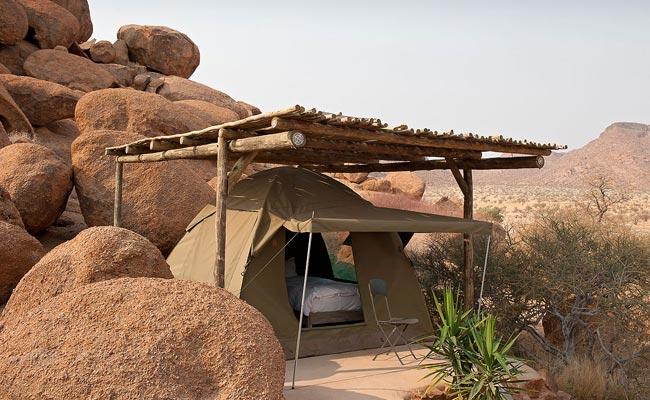 14 Days Namibia Camping Safari