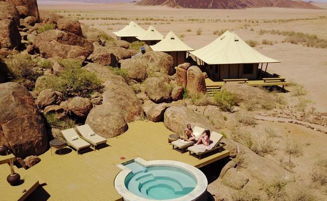 10 Days Namibia Honeymoon Safari
