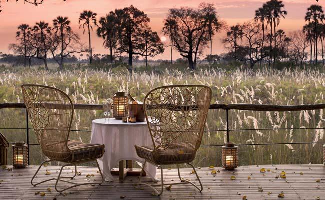 Botswana Honeymoon Safari tour