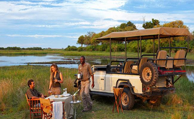 5 Days Botswana Honeymoon Safari