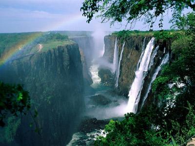 7 Days Hwange Victoria Falls & Chobe