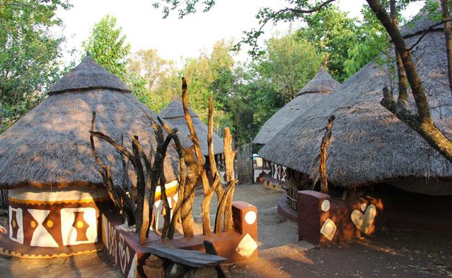 Village Tour Day Trip Botswana