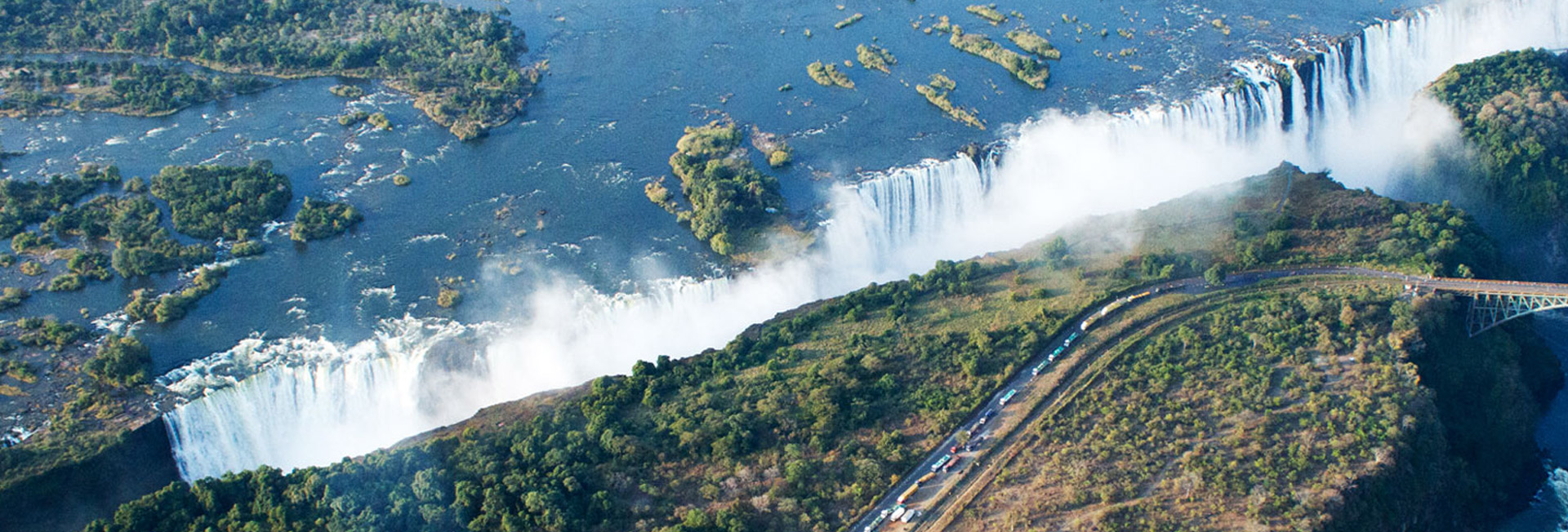 Victoria Falls Trip From Kasane